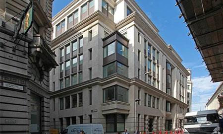 JR Capital Group Lombard Street London EC3